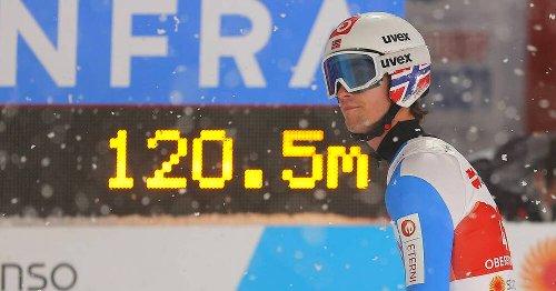 Skispringen: Daniel André Tande ohne Erinnerung an Horror-Sturz