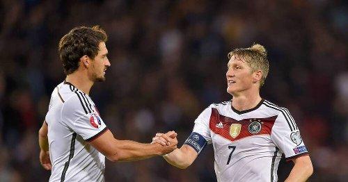 EM: Bastian Schweinsteiger kritisiert Mats Hummels nach Eigentor