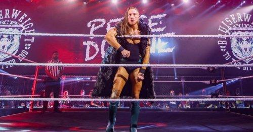Pete Dunne verlängert Vertrag mit WWE um drei Jahre