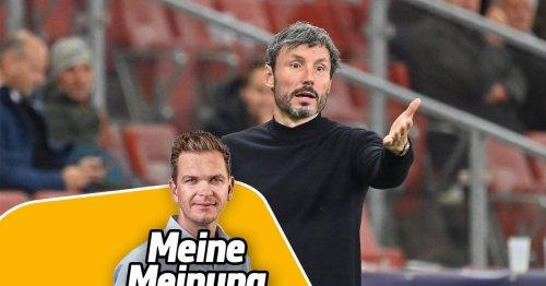 Bundesliga: Darum ist Mark van Bommel beim VfL Wolfsburg gescheitert