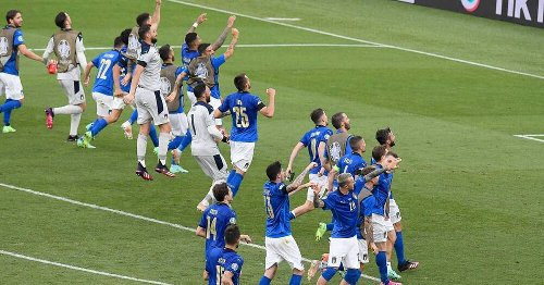 EM 2021: Italien knackt jahrzehntealten Rekord - und sorgt für EM-Novum