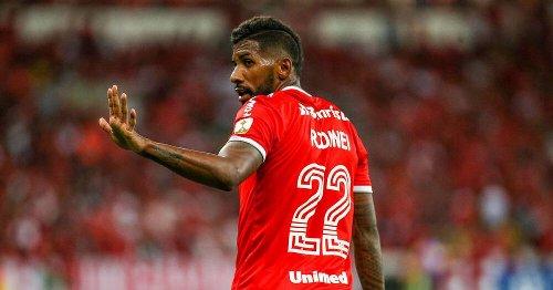 Brasilien: Rodinei spielt nach Fan-Spende gegen Flamengo - Rote Karte