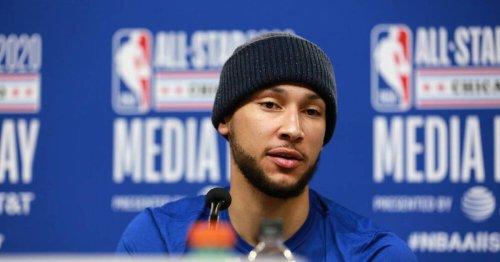NBA: Ben Simmons mental nicht in der Lage für Philadelphia 76ers zu spielen