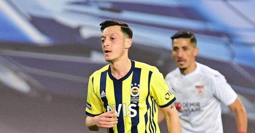 Süper Lig: Mesut Özil patzt mit Fenerbahce, Krimi um Meistertitel