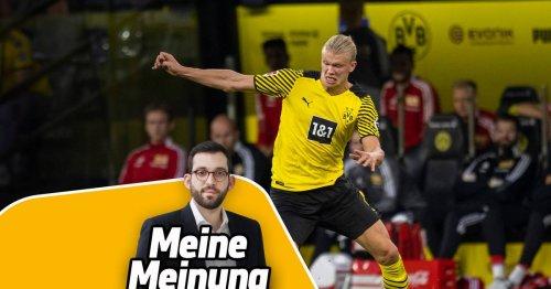 BVB braucht einen Haaland-Backup: Der SPORT1-Kommentar