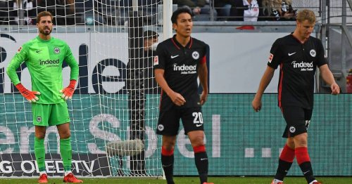 Bundesliga: Eintracht Frankfurt sechste Mannschaft in Folge, die nach Bayern-Sieg nicht gewinnt