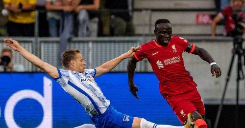 Hertha BSC: Santiago Ascacíbar verletzt sich gegen Liverpool