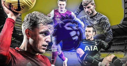 Premier League: Tops und Flops der Transfers um Bale, van de Beek, Werner