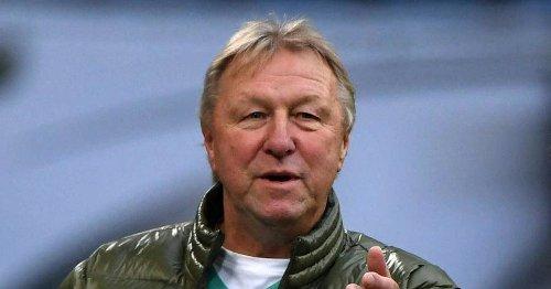 """Hrubesch vor HSV-Debüt: """"Kratzen, beißen, Gas geben"""""""