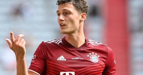 FC Bayern: Benjamin Pavard wehrt sich gegen Kritik
