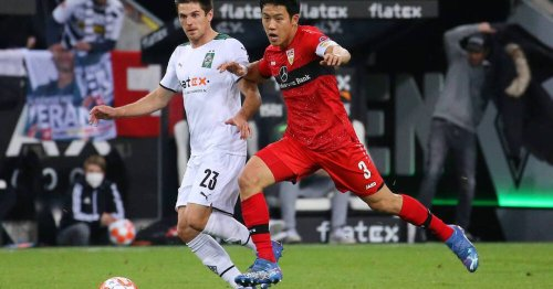 Borussia Mönchengladbach - VfB Stuttgart 1:1 - Traumtor von Hofmann