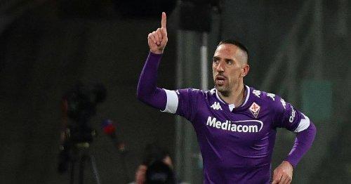 Florenz bietet Ribery neuen Vertrag an