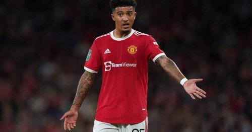 Manchester United: Jadon Sancho nur einer von vielen mit Ronaldo, Greenwood, Rashford