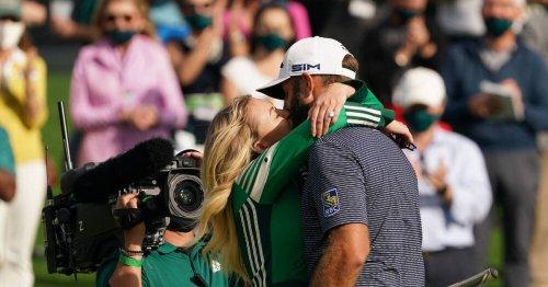 Golf: Dustin Johnson gewinnt US Masters nach Drogensumpf