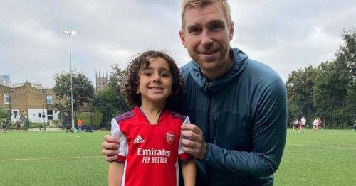 Mit vier Jahren: Wunderkind schließt sich FC Arsenal an