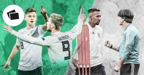 Das Jahreszeugnis des DFB-Teams