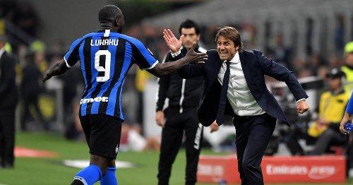Romelu Lukaku verabschiedet sich von Antonio Conte mit emotionaler Botschaft