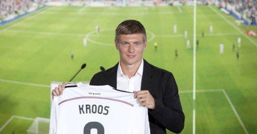 Als der FC Bayern Toni Kroos an Real Madrid verkaufte