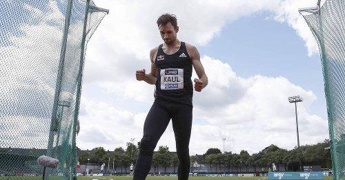 Leichtathletik: Niklas Kaul mit Problemen - Schäfer-Absage nach Impf-Drama