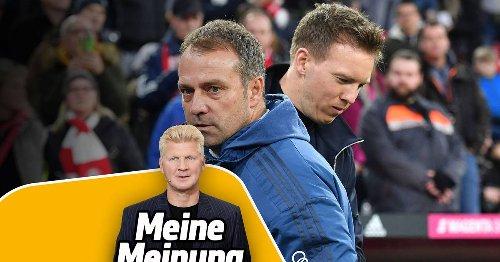 FC Bayern, Flick, Nagelsmann, Hertha BSC: Die SPORT1-Kolumne von Stefan Effenberg