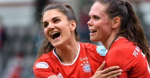 DFB-Pokal der Frauen: FC Bayern erreicht Achtelfinale