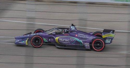 IndyCar: Romain Grosjean will eigenes Auto bei Rennen in Detroit löschen