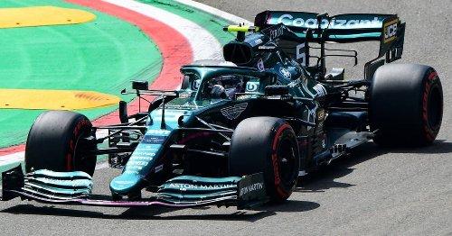 Formel 1: Vettel überzeugt im 1. Training - aber kleiner Makel