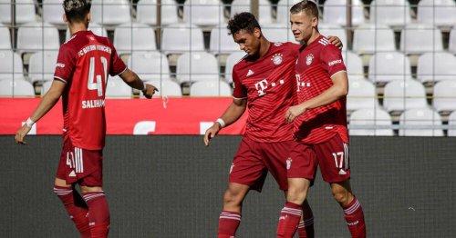 Regionalliga Bayern: FC Bayern II besiegt TSV Rain/Lech 3:1