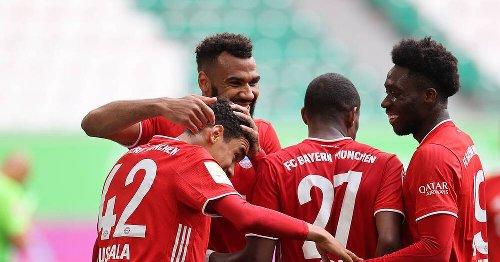 Bundesliga: VfL Wolfsburg - FC Bayern 2:3, Musiala trifft doppelt