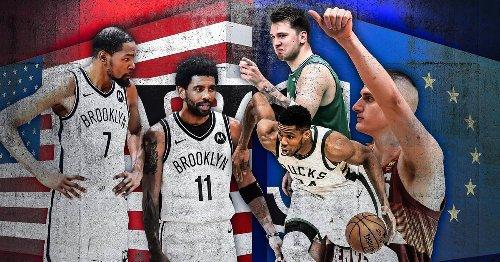NBA: Jokic, Doncic, Giannis und Co. - Die Europäer dominieren