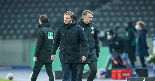 Doppelpass: So begründet Frank Baumann die Entlassung von Florian Kohfeldt