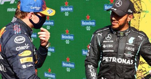 Formel 1: Zoff zwischen Lewis Hamilton und Max Verstappen in nächster Runde