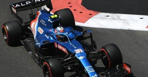 Formel 1: Ocon verlängert bei Alpine
