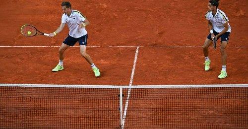 French Open: Herbert/Mahut gewinnen Doppel und sind Nachfolger von Krawietz/Mies