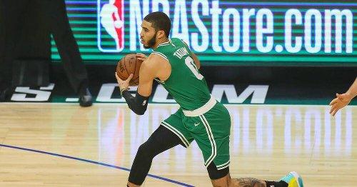 NBA: Boston Celtics besiegen San Antonio Spurs dank 60 Punkte von Tatum