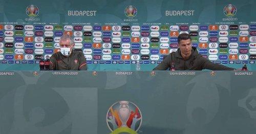 "EM 2021: UEFA reagiert nach ""Cola-Gate"" von Ronaldo"