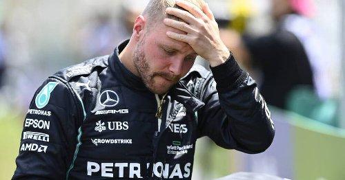 Formel 1: Valtteri Bottas bei Mercedes vor dem Aus?