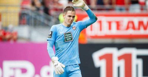 1. FC Kaiserslautern: Matheo Raab mit Rekord, besser als Wiese und Trapp