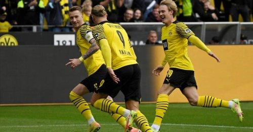 Bundesliga: Borussia Dortmund - 1. FSV Mainz 3:1, Haaland und Reus treffen