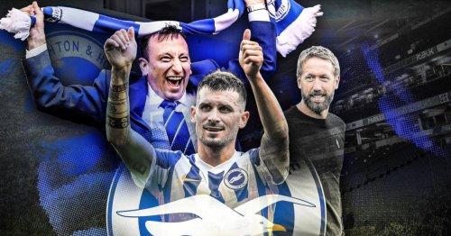 Premier League: Pascal Groß mischt mit Brighton & Hove oben mit
