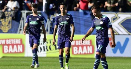 Mario Götze kassiert mit PSV Eindhoven Niederlage bei Willem II Tilburg