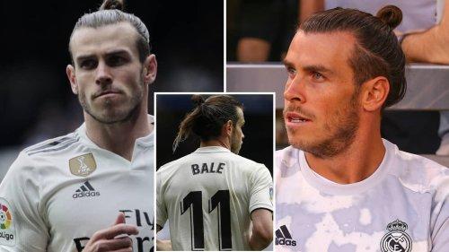 Gareth Bale Will NOT Wear Iconic No 11 Shirt At Real Madrid Next Season After Tottenham Return