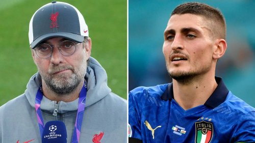 Liverpool Told Italy Star Is A 'Better Fit' For Jurgen Klopp's Squad Ahead Of Marco Verratti