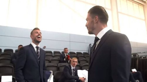Jack Grealish Makes Champions League Final Joke To Jordan Henderson In Front Of Phil Foden