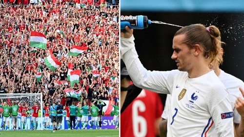 Antoine Griezmann Gives Embarrassing Excuse For France's Draw With Hungary