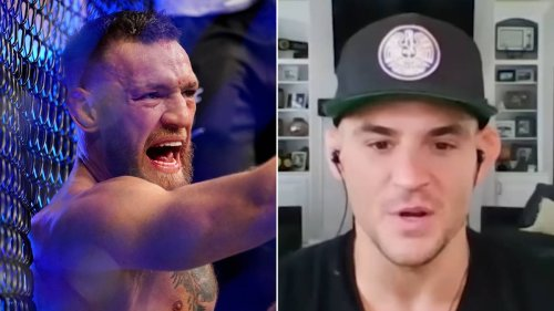 Dustin Poirier Has Finally Responded To Conor McGregor's Pre-Fight Injury 'Excuse' And It's Brutal
