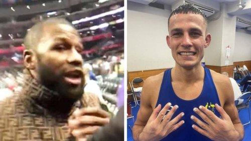 Aussie Olympic Hero Calls Floyd Mayweather A 'Tosser' For Snubbing Fan With Painted Nails