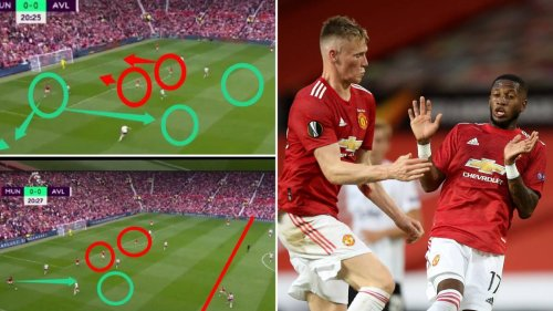 Fascinating Analysis Proves Manchester United Are Being 'Held Back' By Fred And Scott McTominay