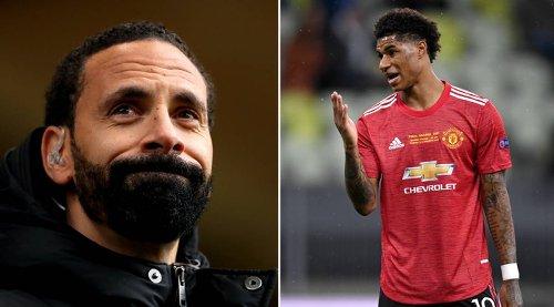 Rio Ferdinand Rubbishes Jose Mourinho's Claim That Marcus Rashford Looks 'Broken' On The Right Wing