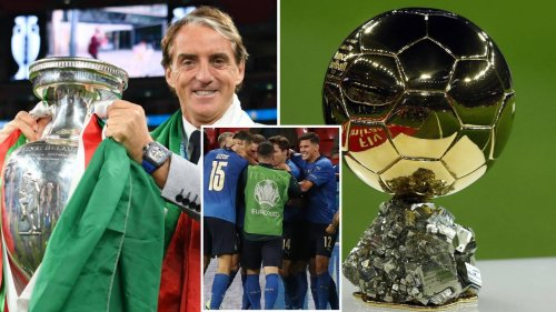 'If He Keeps Improving Like This' - Breakout Euro 2020 Italy Star Tipped To Win Ballon d'Or In Future